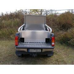 Alu Pickupboxen Toyota Hilux