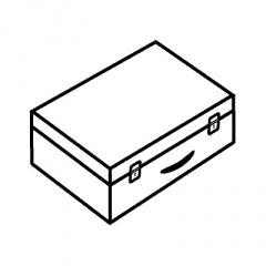 Alukoffer Sonderanfertigung Bauform Koffer
