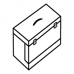 Alukoffer Sonderanfertigung Bauform Uniport
