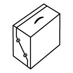 Alukoffer Sonderanfertigung Bauform X-Case