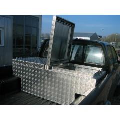 Sonderanfertigung Pickupboxen aus Alu