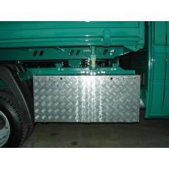 Sonderanfertigung Unterflurboxen aus Aluminium