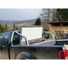 Wasserdichte Pickupboxen Aluminium