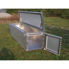 Wasserdichte Pritschenboxen mit Seitentüre