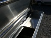 Alubox Transportboxen.at Einlegeboden 1/2 lang